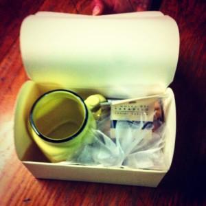 Bomboniera per matrimonio con confetti artigianali e biscotti di pasticceria