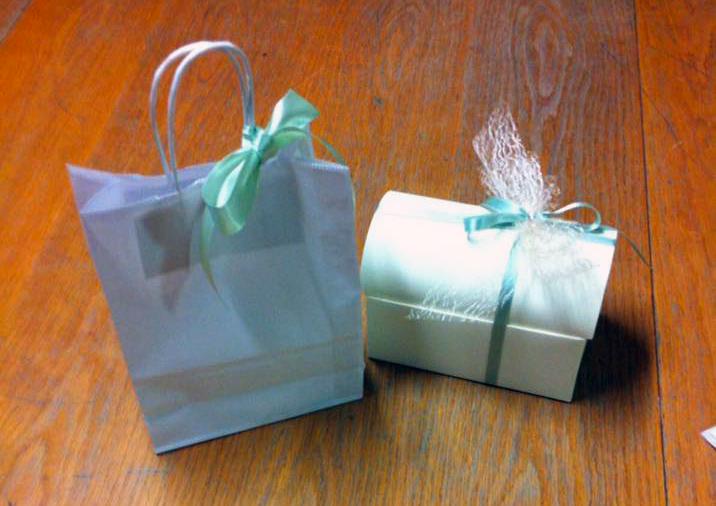 Wedding bags sacchetti da matrimonio cooperativa for Regali per un 25esimo di matrimonio