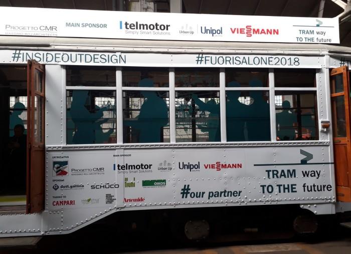 Tramway To The Future: progetto CMR