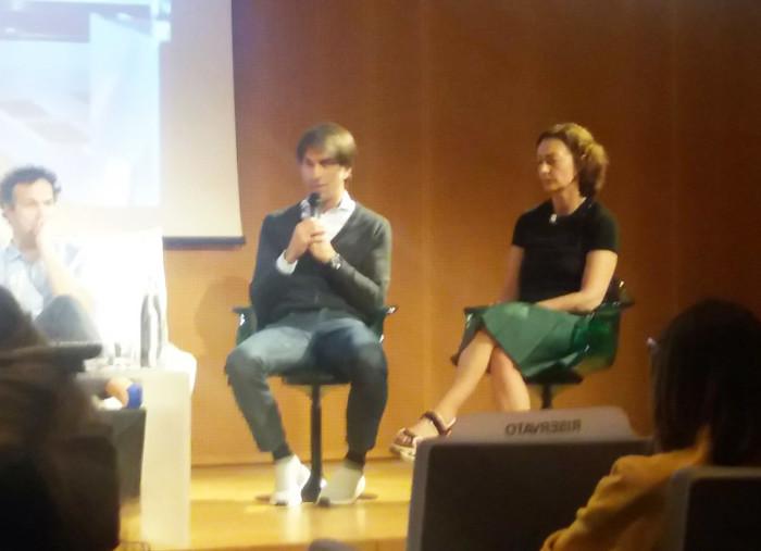 L'intervento di Davide Oldani a CasaCorriere