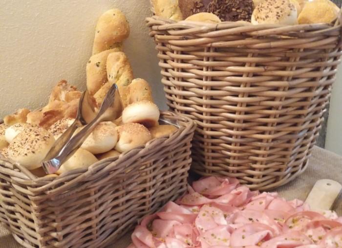 I cesti del pane
