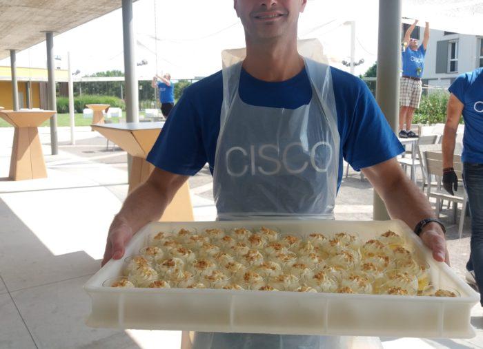 Buon Compleanno Cisco Italia… con noi all'Event!