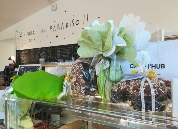 Il CAKE l'HUB torna per VOI a PASQUA #iorestoacasa